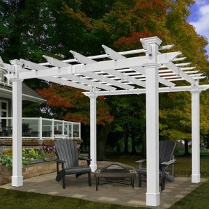 Mandalay Pergola Design