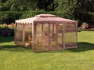 Benefits of Hardtop Gazebos for Your Garden & Garden Gazebos - Heavyduty Hardtop to Lightweight Canopy Designs